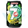 7 UP MOJITO 33CL x24